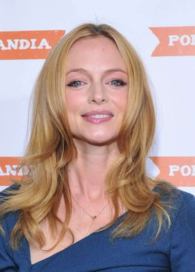 "Actress Heather Graham attends a screening of ""Portlandia"" at The Edison Ballroom in New York City. Photo: Getty Images / Getty Images"
