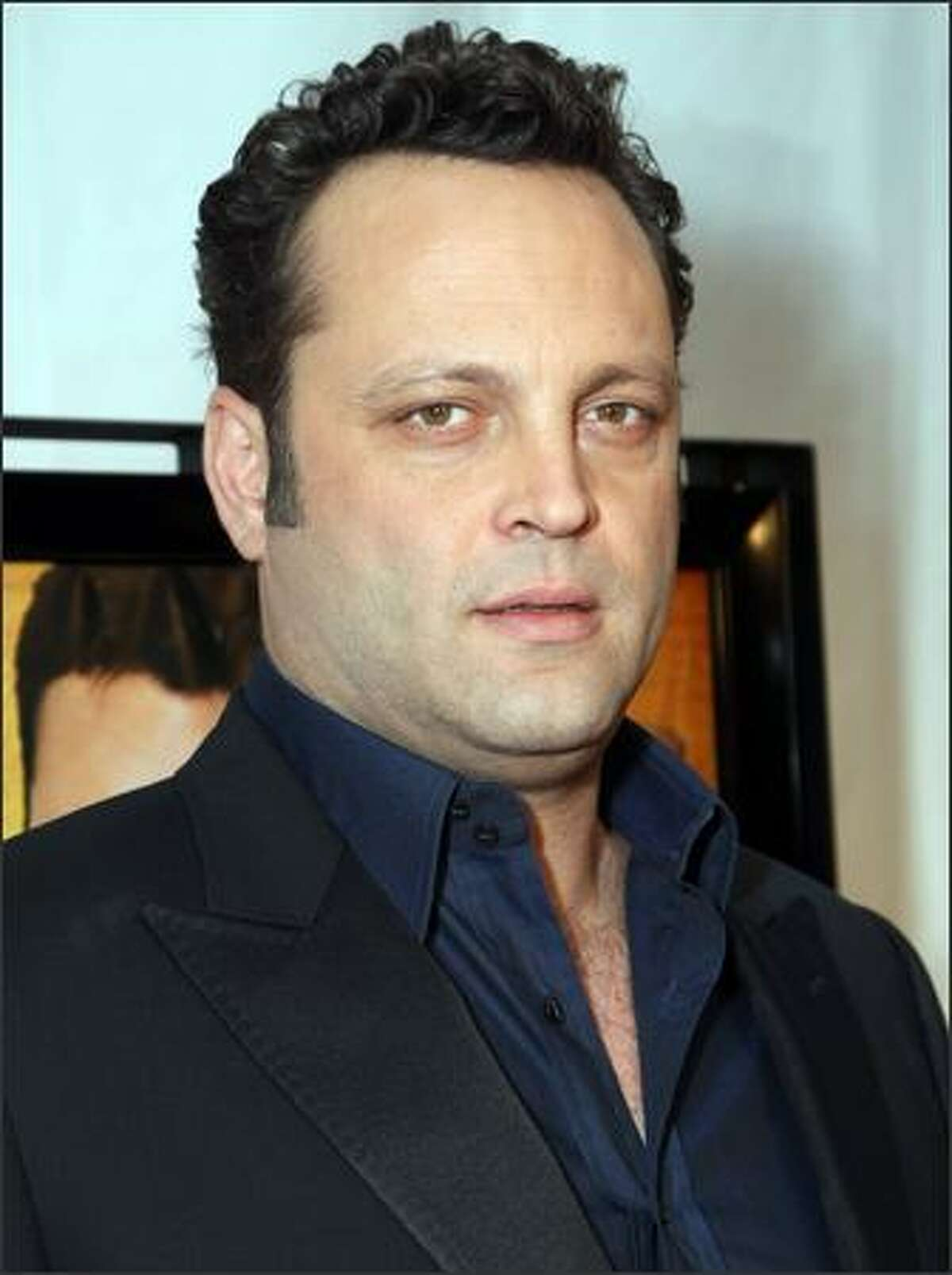 Producer Vince Vaughn arrives at Picture House's premiere of