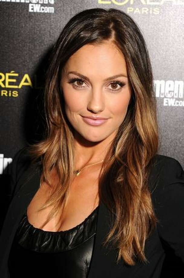 Actress Minka Kelly arrives at Entertainment Weekly's celebration honoring the 17th Annual Screen Actors Guild Awards nominees hosted by Jess Cagle and presented by L'Oreal Paris at Chateau Marmont in Los Angeles, California. Photo: Getty Images / Getty Images