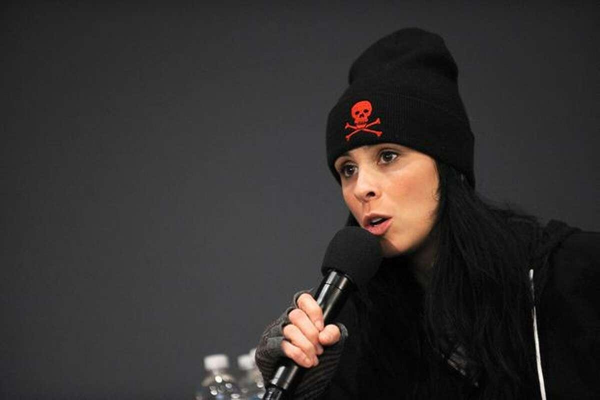 Actress/comedian Sarah Silverman attends a