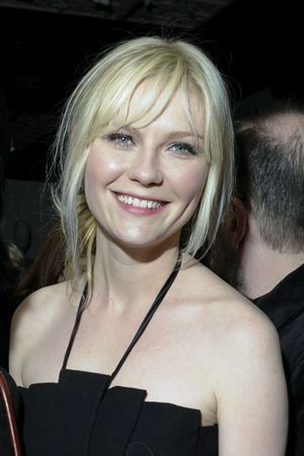 Actress Kirsten Dunst attends the