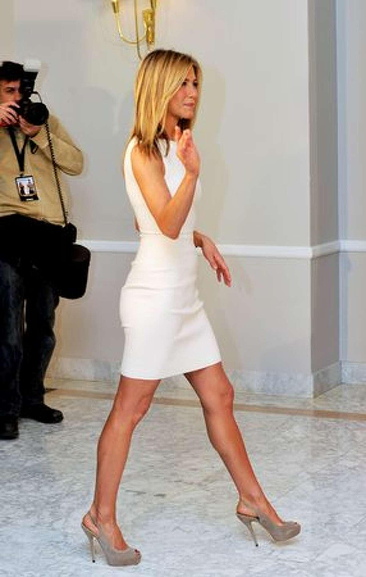 Actress Jennifer Aniston attends
