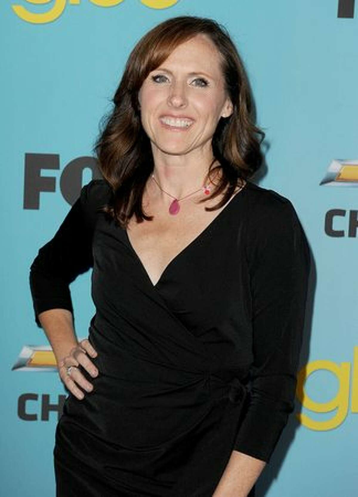 Actress Molly Shannon arrives at Fox's
