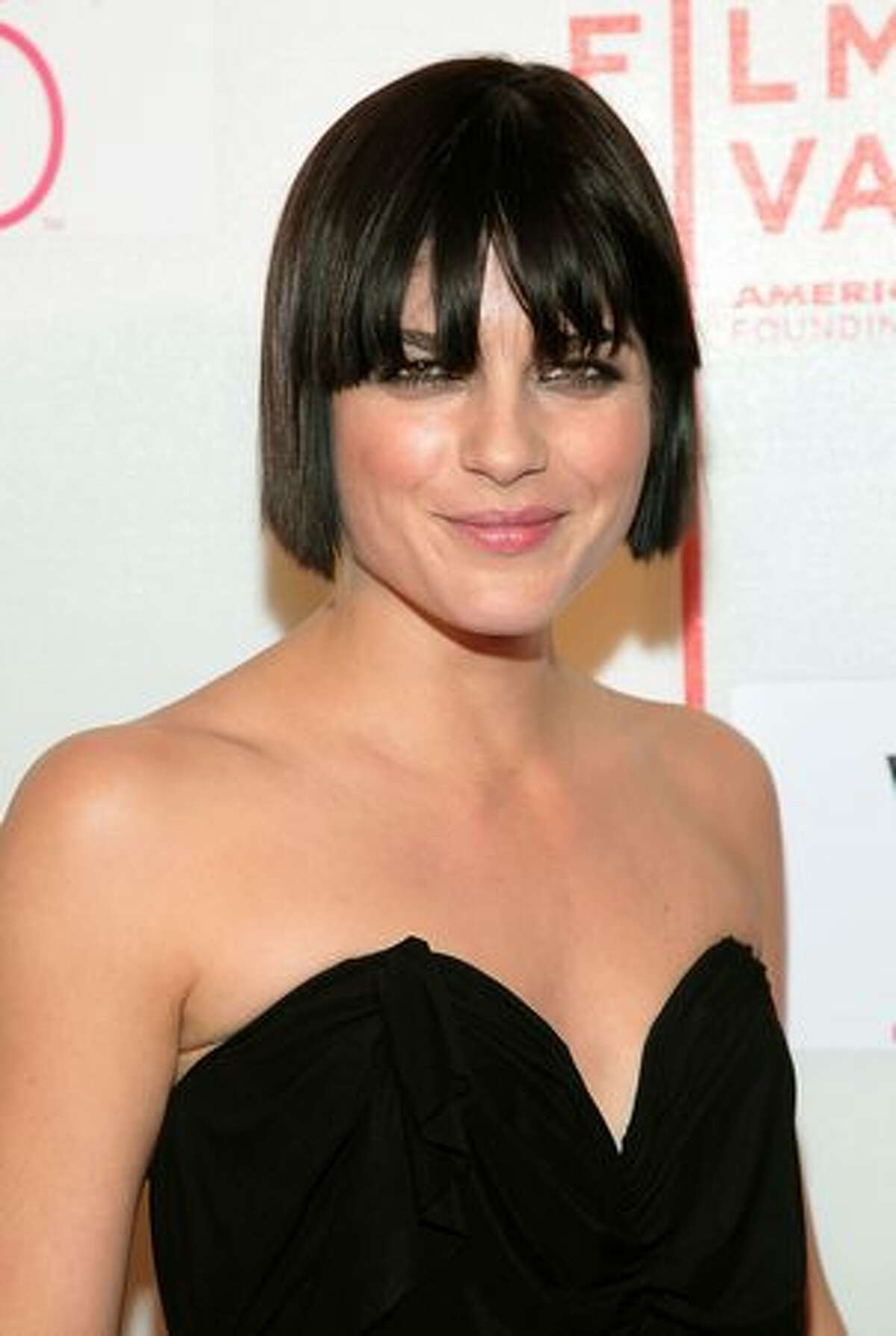 Actress Selma Blair attends the premiere of