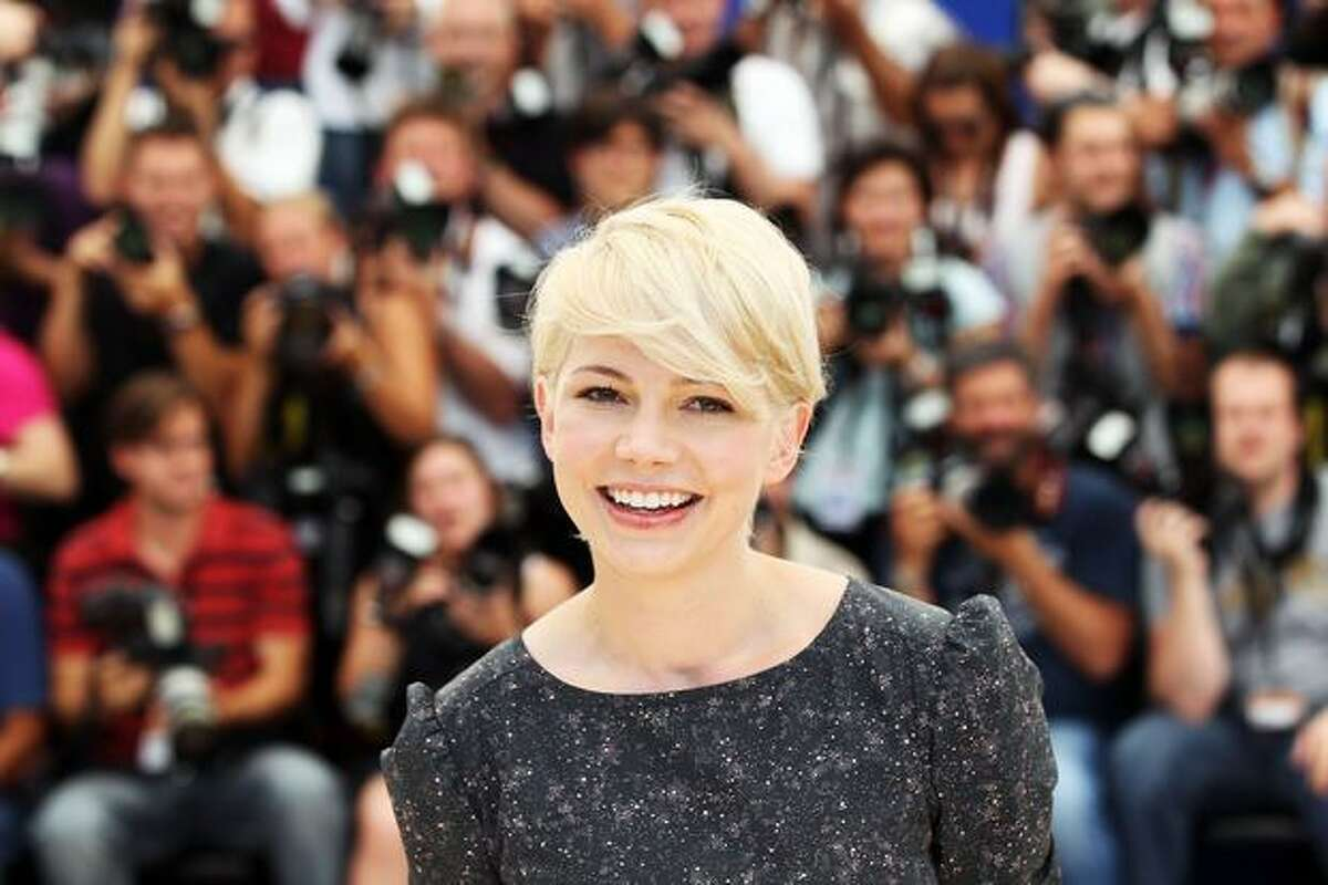 Actress Michelle Williams attends the