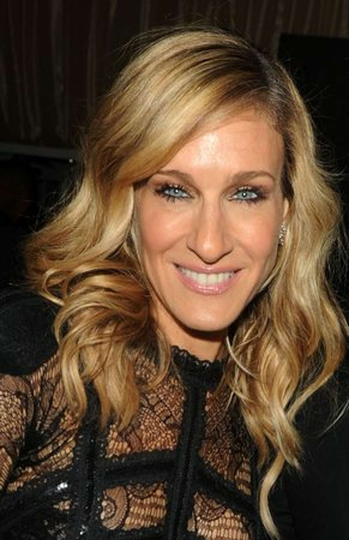 Actress Sarah Jessica Parker attends the after party following the premiere of