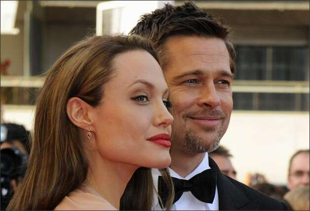 Анджелина Джоли отказала Брэду Питту 10 раз