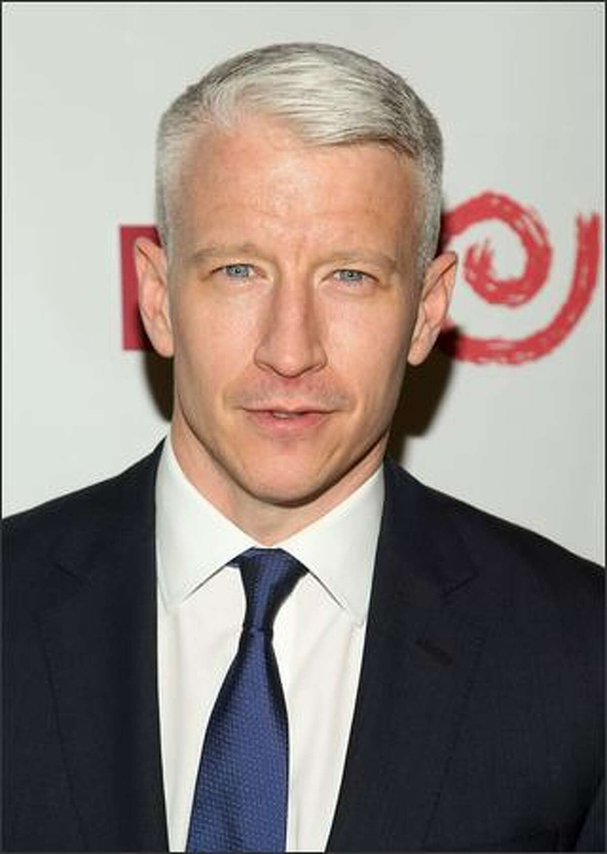 CNN anchor Anderson Cooper attends the 5th Annual Wayuu Taya Fundraising Gala at The Bowery Hotel in New York.