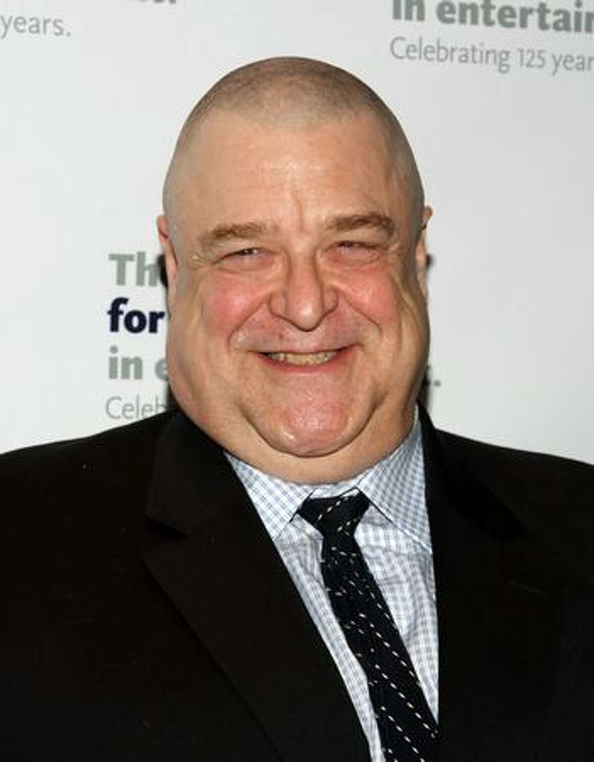 Actor John Goodman attends the launch of The Actors' Fund