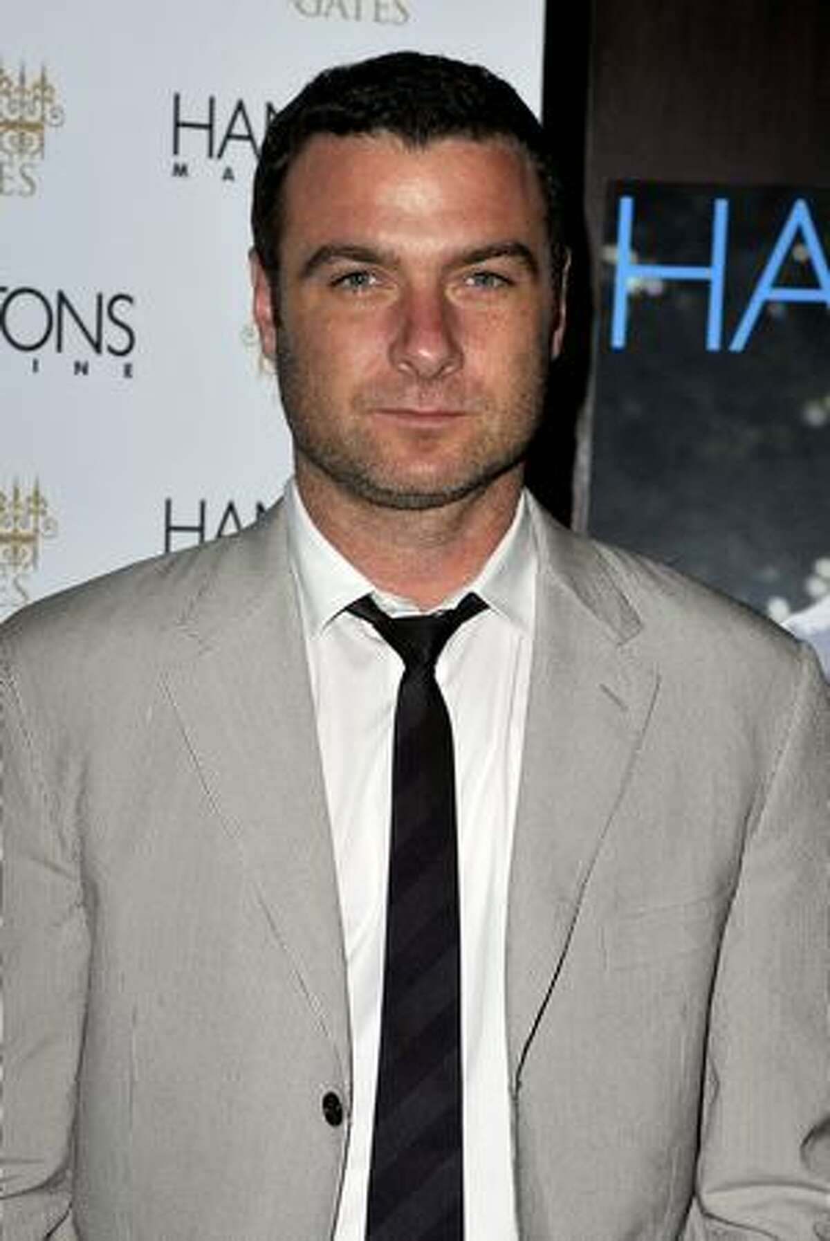 Actor Liev Schreiber attends the celebration of Hamptons Magazine's Father's Day Issue at The Gates in New York City.