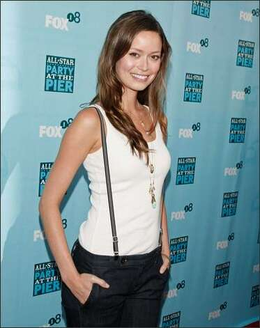 Actress Summer Glau arrives at the FOX All-Star Party at the Pier held at Pacific Park on the Santa Monica Pier in Santa Monica, California. Photo: Getty Images / Getty Images
