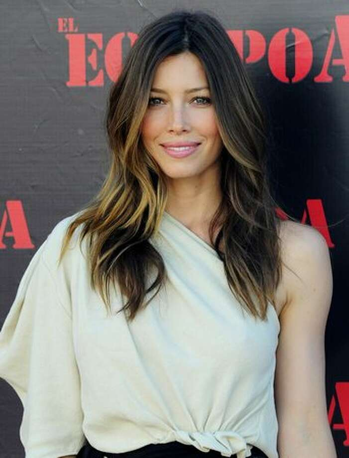 "Actress Jessica Biel attends ""The A-Team"" photocall at ME Hotel. Photo: Getty Images / Getty Images"