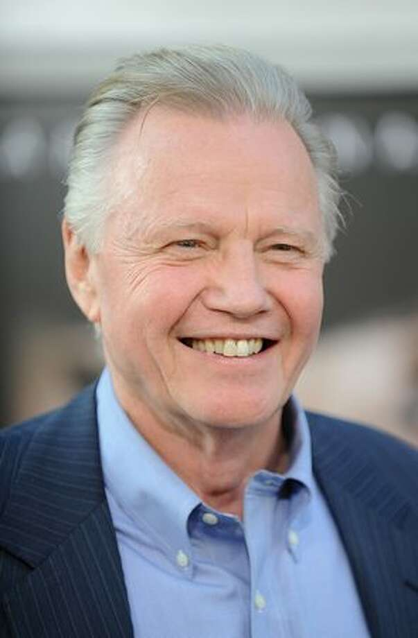 Actor Jon Voightendorsed Romney during the Republican primary race.  Photo: Getty Images / Getty Images