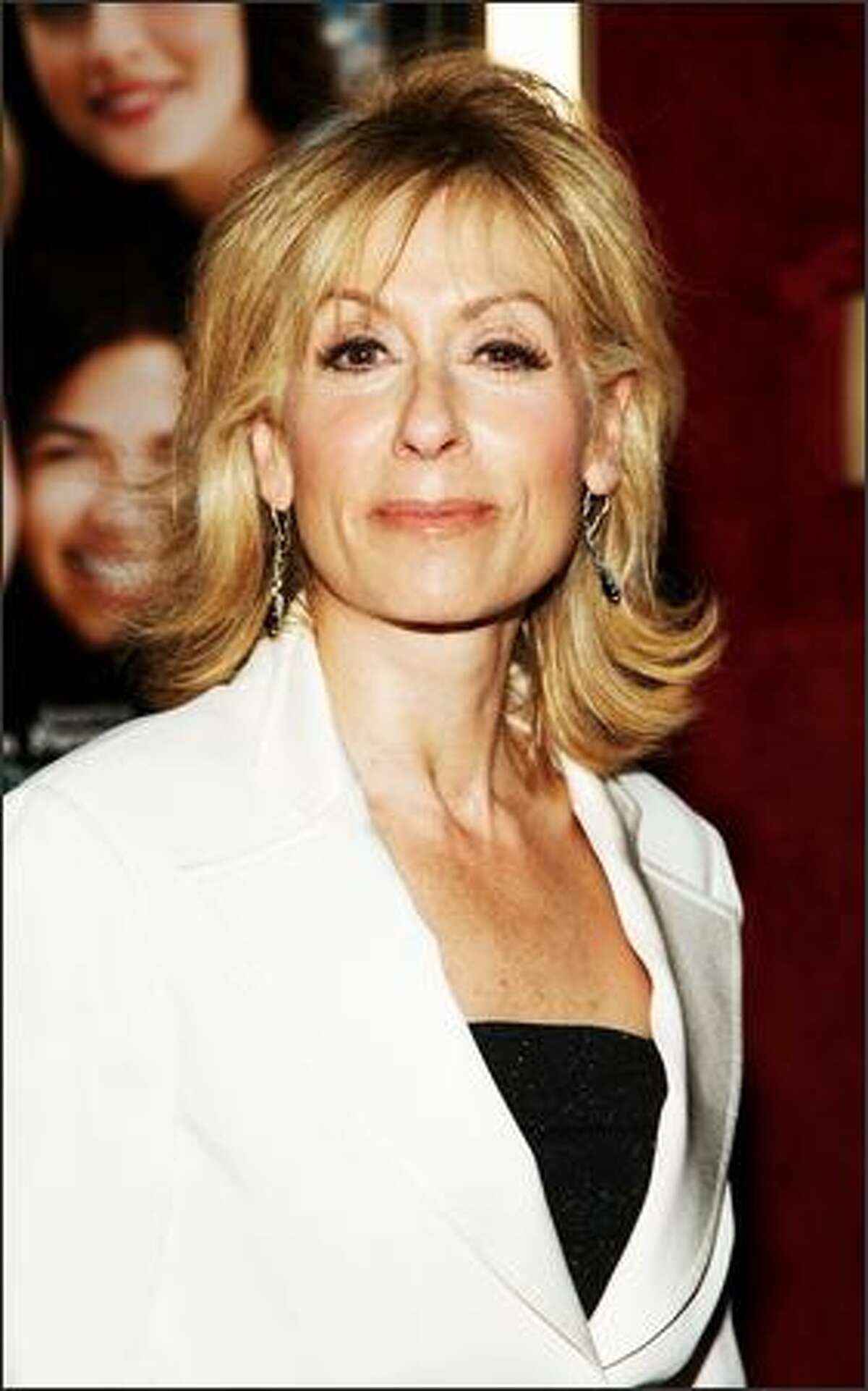 Actress Judith Light attends the world premiere of