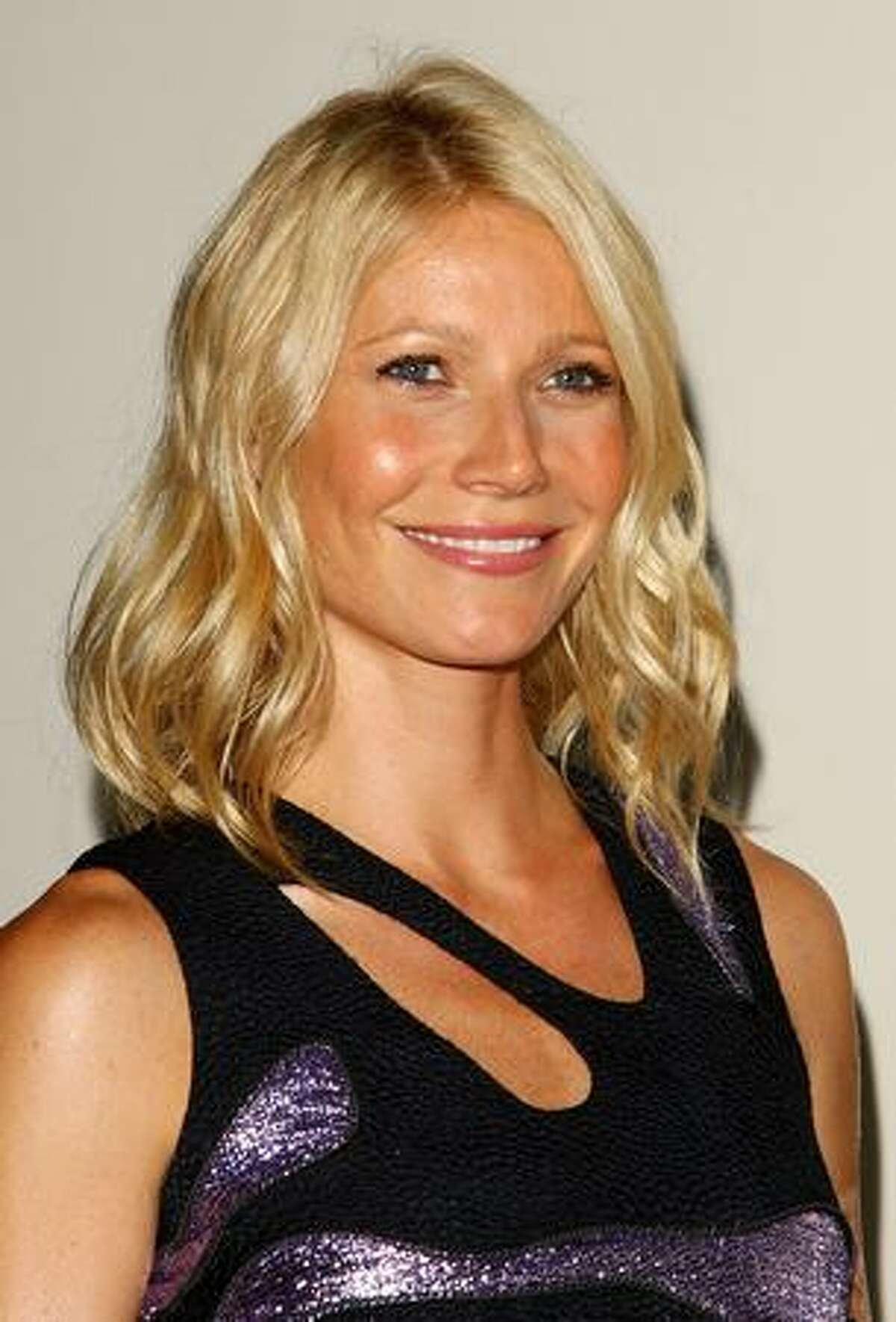 Actress Gwyneth Paltrow attends the Children of the City