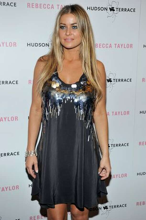 Actress Carmen Electra attends the Rebecca Taylor Spring 2011 fashion show after party during Mercedes-Benz Fashion Week in New York City. Photo: Getty Images / Getty Images