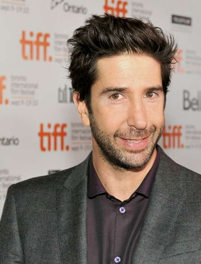 Dr. Ross Geller, played by David Schwimmer, on 'Friends.'  Sure, as a paleontologist he's technically a doctor, but don't tell him that. Photo: Getty Images / Getty Images