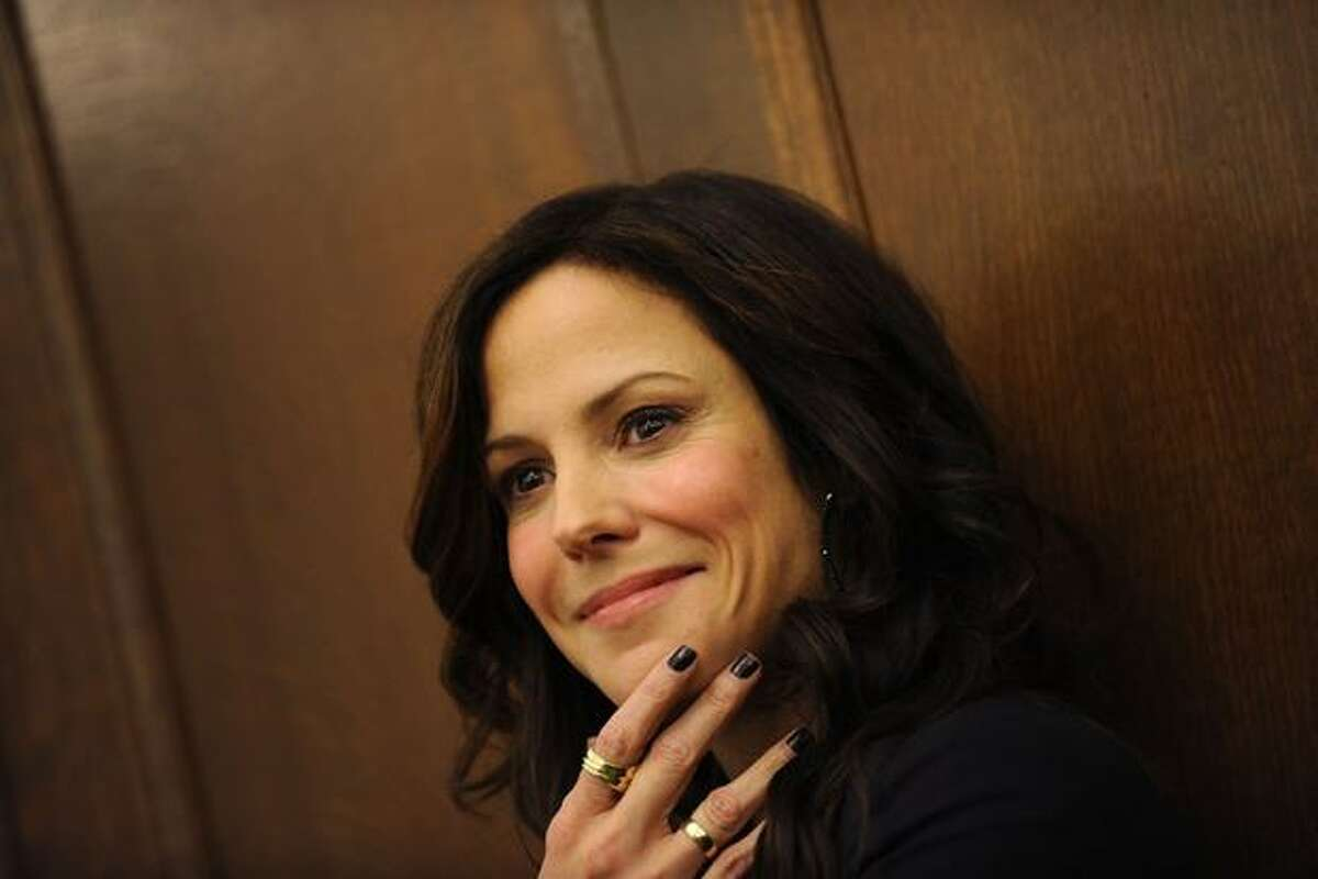 Actress Mary-Louise Parker attends Jumpstart's