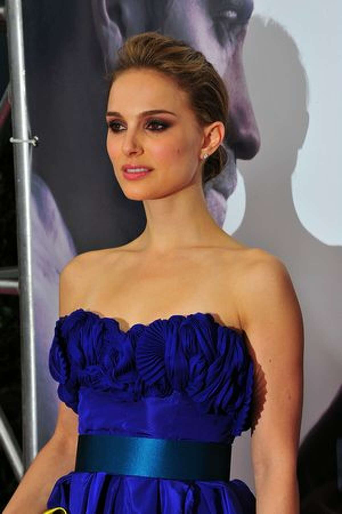 Actress Natalie Portman attends The Cinema Society, Details and DKNY screening of