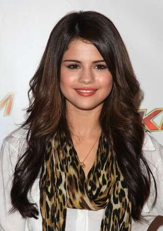 Singer Selena Gomez arrives at 102.7 KIIS FM's Jingle Ball 2010 at Nokia Theater L.A. Live in Los Angeles, California. Photo: Getty Images / Getty Images