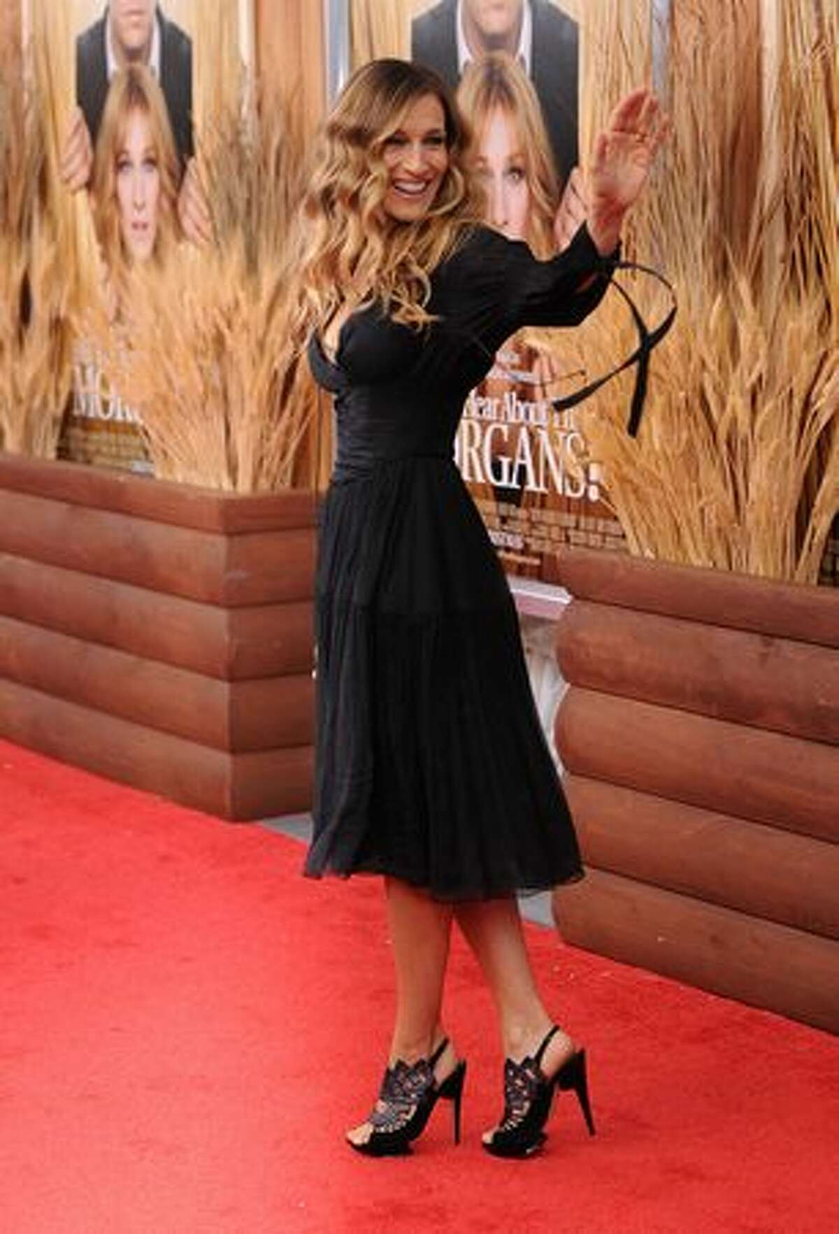 Actress Sarah Jessica Parker attends the premiere of