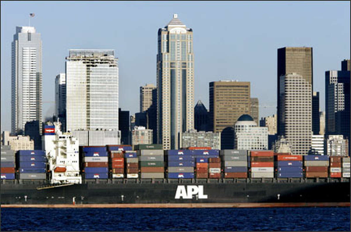 The Port of Seattle was the fastest-growing container port in North America last year. Containerization, which began in 1956, has cut shipping costs, reinvigorated markets, fueled the world economy.