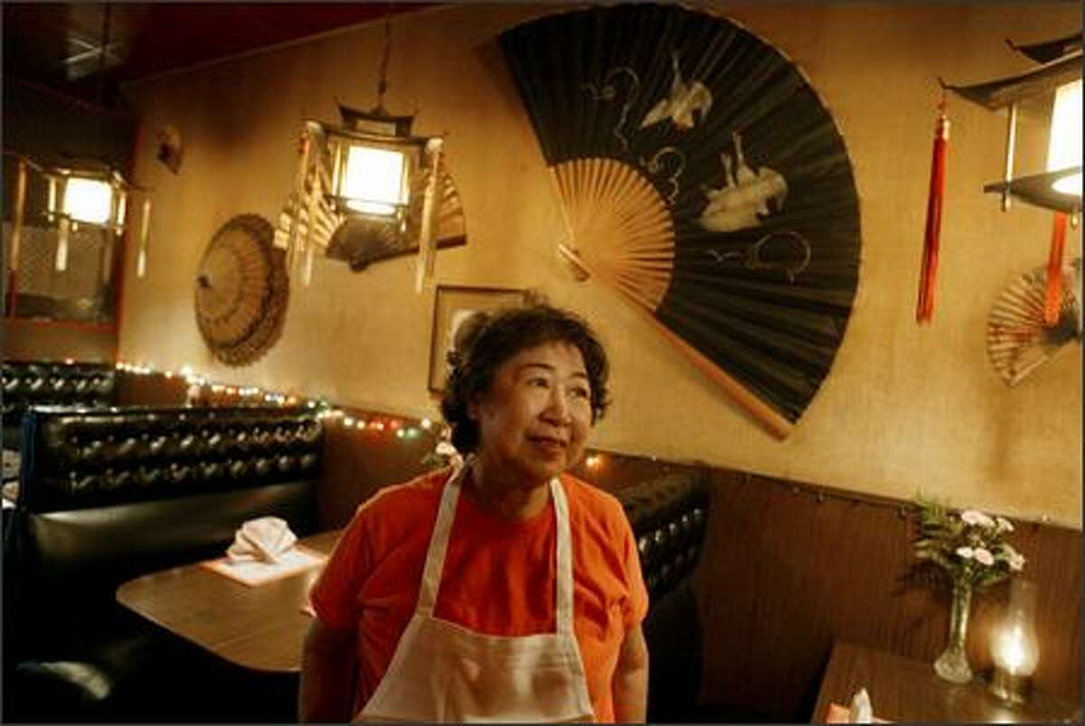 Pearl Woo, owner of the Jade Pagoda, a landmark restaurant and bar in Capitol Hill that is shutting its doors after more than six decades, says some old regulars have been dropping by lately to say their farewells.