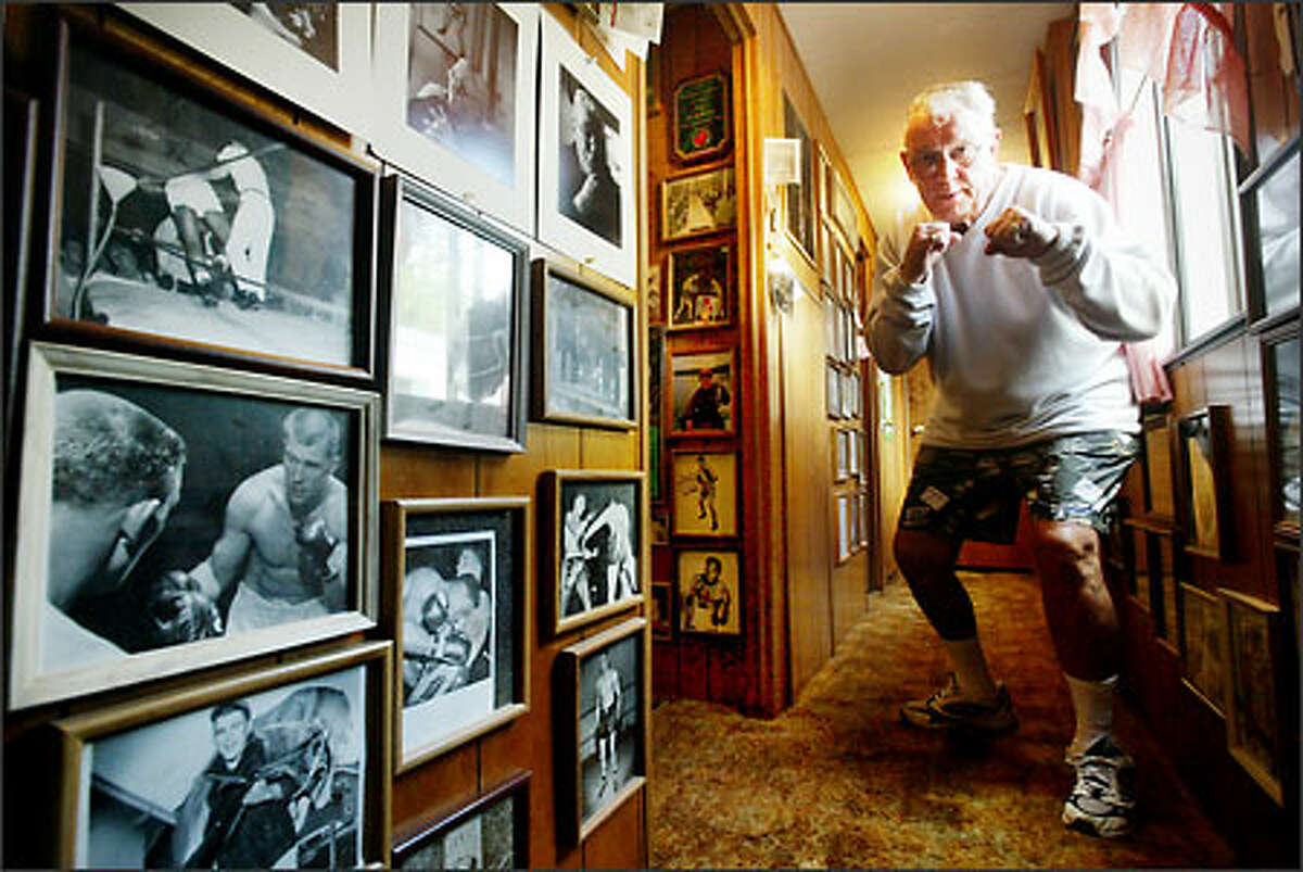 Former heavyweight contender