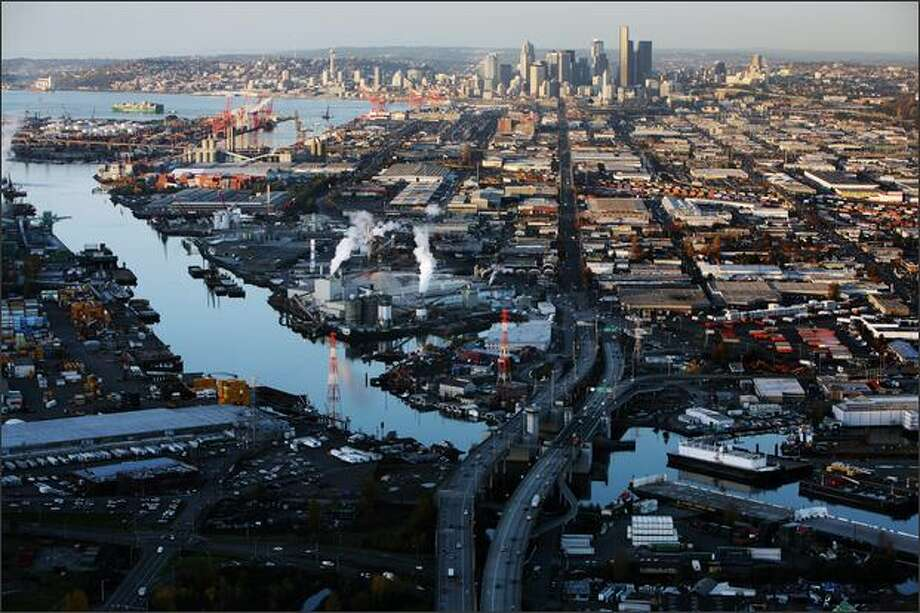 13. SODO/Beacon Hill:2.3 months of supply. Photo: Paul Joseph Brown, Seattle Post-Intelligencer / Seattle Post-Intelligencer