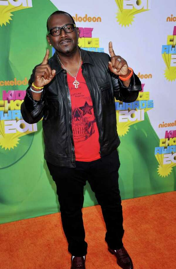 Randy Jackson arrives at Nickelodeon's 24th Annual Kids' Choice Awards on Saturday, April 2, 2011, in Los Angeles. Photo: AP