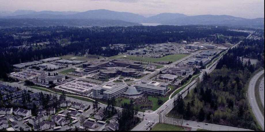 Microsoft moved to its corporate campus in Redmond on Feb. 26, 1986. (Microsoft photo) Photo: Seattlepi.com