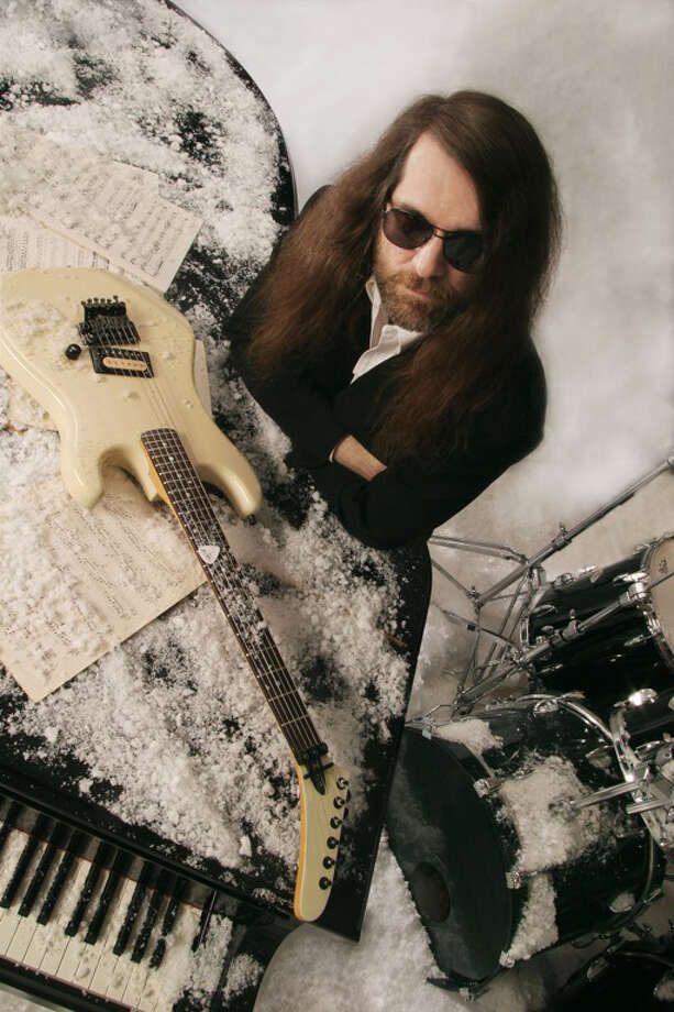 """Founder Paul O'Neill leads Trans-Siberian Orchestra into the Mohegan Sun Arena Sunday night, April 10, for a performance of """"Beethoven's Last Night."""" Photo: Contributed Photo / Connecticut Post Contributed"""