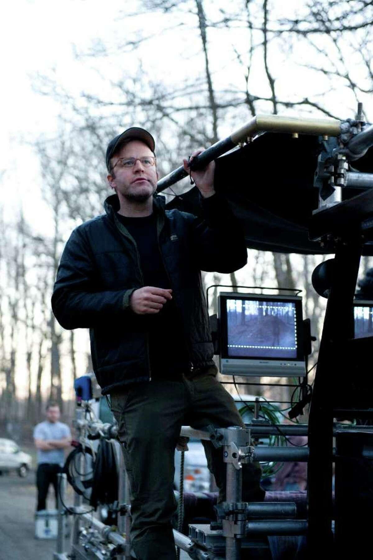 Director Tom McCarthy on the set of WIN WIN Credits: Kimberly Wright TM and © 2010 Twentieth Century Fox Film Corporation.