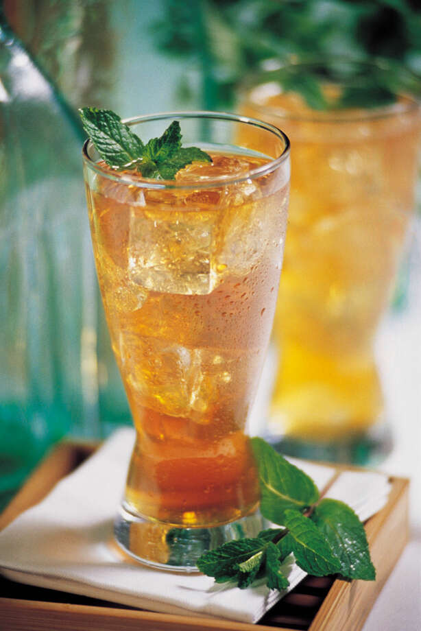 Sip some sweet tea. If you have grumpiness due to low blood-sugar, sweet tea is definitely a Southern solution. Make a pitcher and enjoy with family and friends. Photo: Courtesy Photo