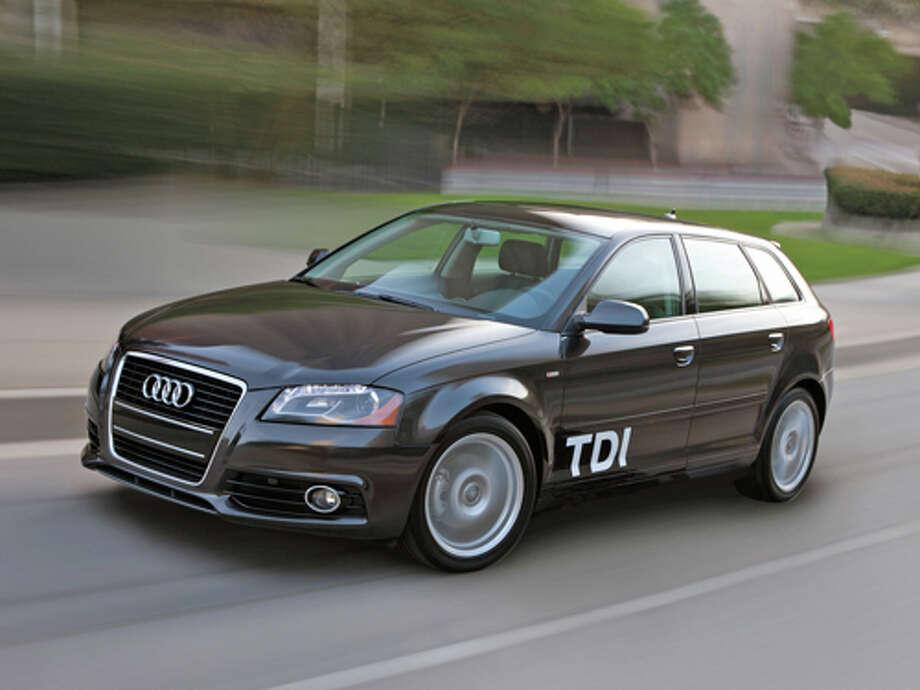 2011 Audi A3 2.0 TDI (photo courtesy of Audi)