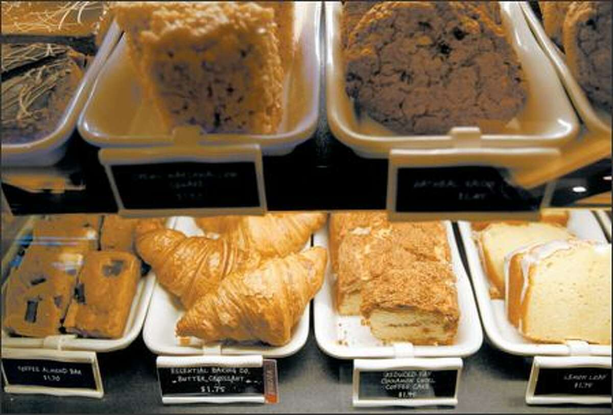 Starbucks is introducing a menu with trans fat-free food at about half its U.S. cafes today, and the rest will slowly follow suit.