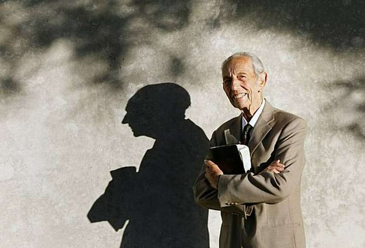 Former civil engineer Harold Camping of Oakland, Calif., who runs Family Radio, has studied the Bible for almost 70 years.