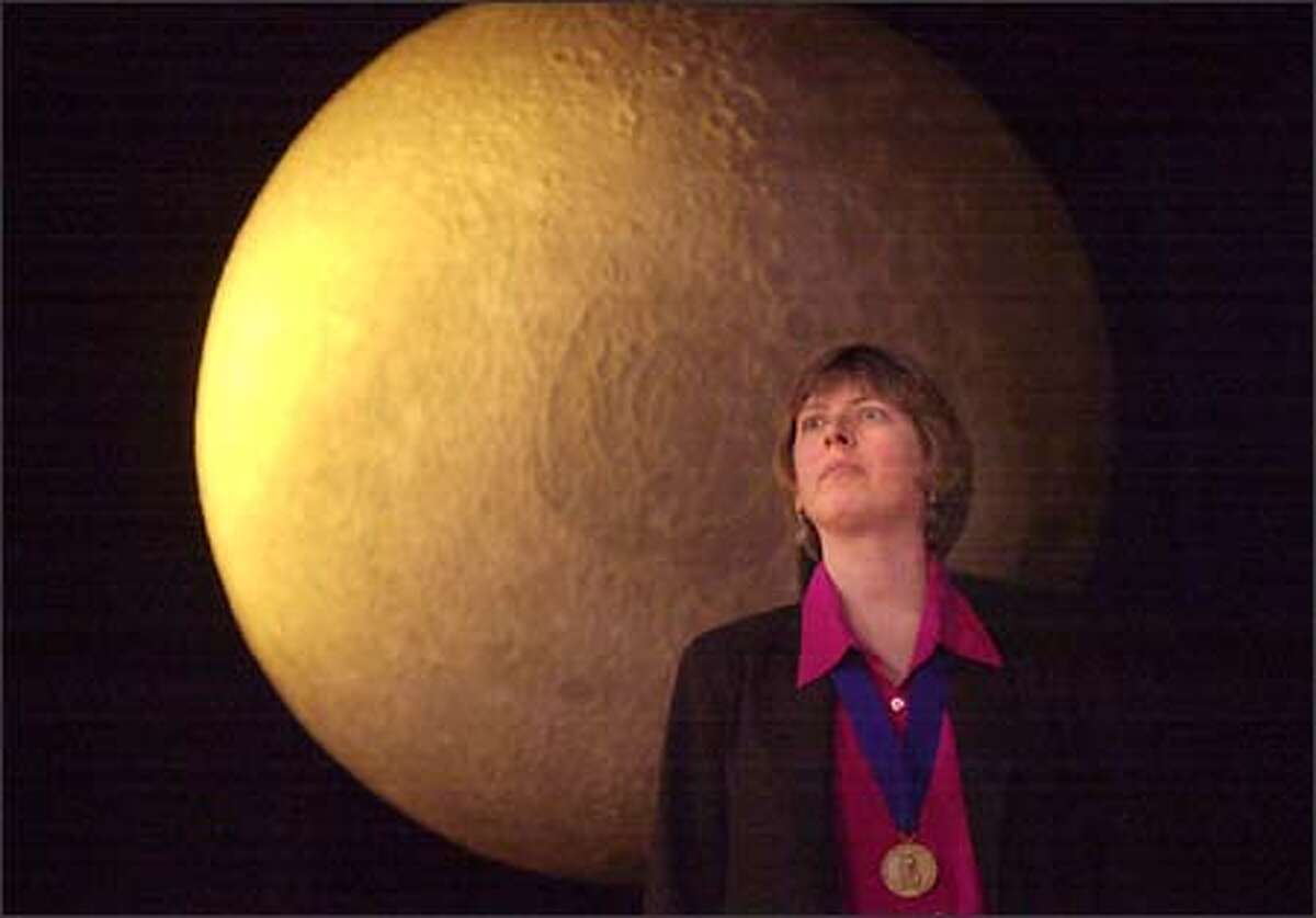 Heidi Hammel said recent discoveries have reinvigorated the search for extraterrestrial life. She and other astronomers are gathering in Seattle this week.