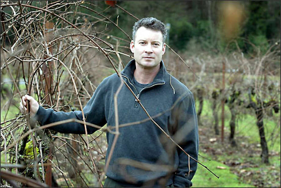 "Washington's Timothy Egan has had an illustrious career as a roaming reporter for The New York Times. His ""The Winemaker's Daughter"" is a rollicking page-turner. Photo: Gilbert W. Arias, Seattle Post-Intelligencer / Seattle Post-Intelligencer"