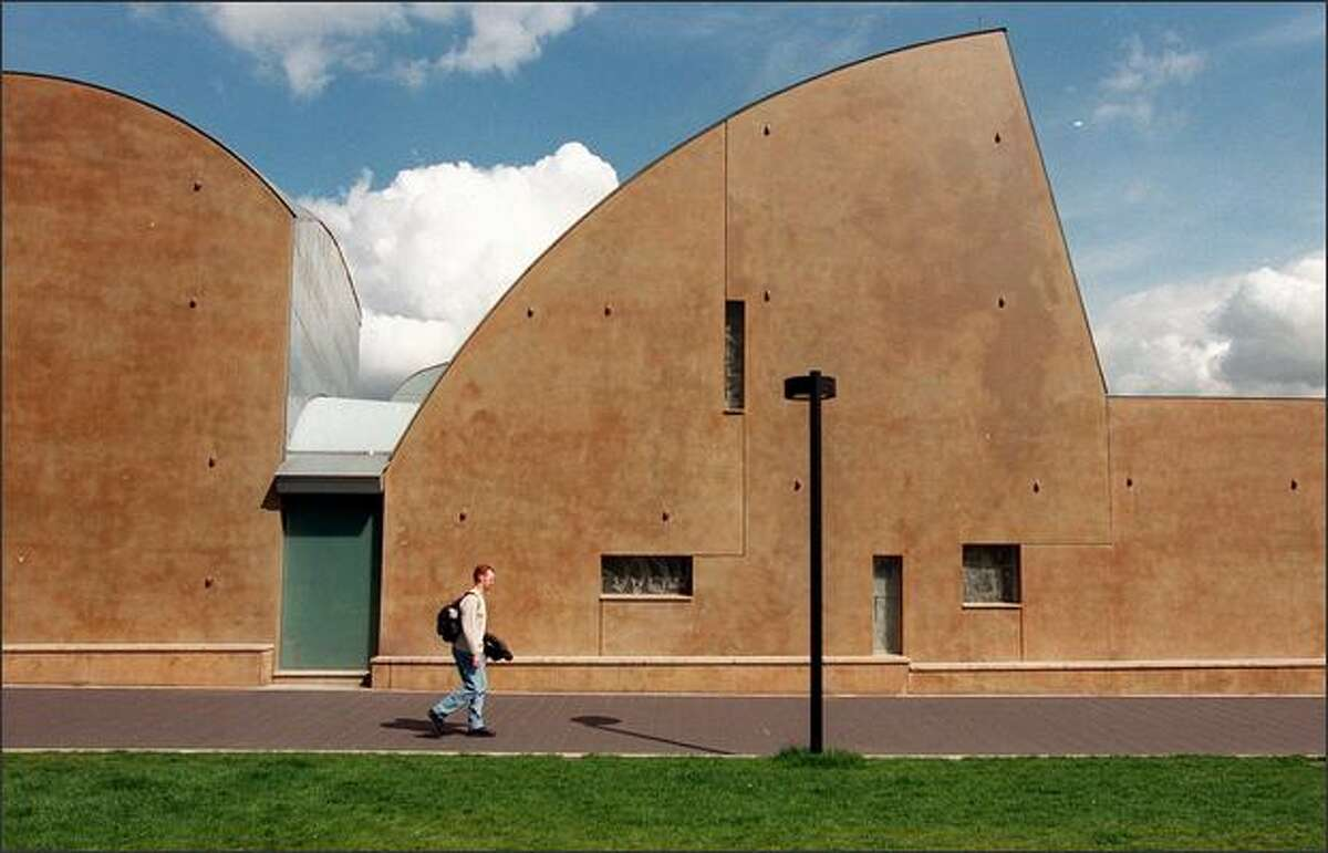 Multiple readers nominated as their favorite the Chapel of St. Ignatius at Seattle University. But it may be the most overhyped building in the city.