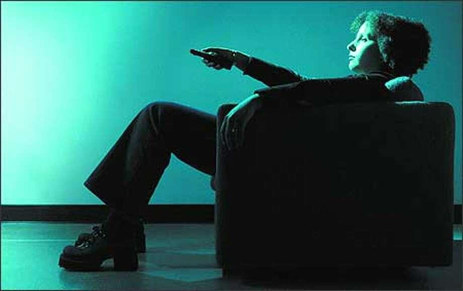 Melanie McFarland, P-I TV critic Photo: Dan DeLong, Seattle Post-Intelligencer / Seattle Post-Intelligencer