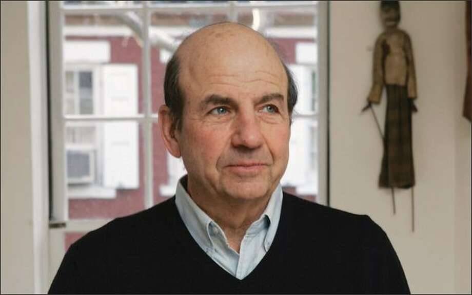 "Calvin Trillin, the author of ""Deciding the Next Decider."""