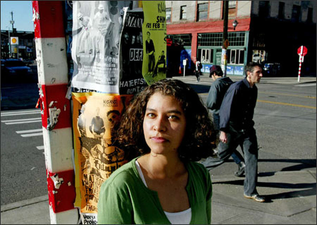 Isela Gutierrez, a 25-year-old Seattle Central Community College student, is skeptical that she'll ever receive Social Security.