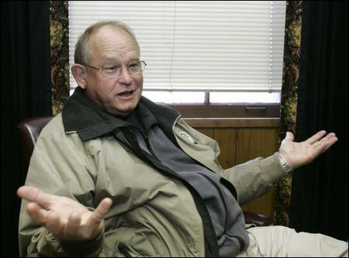 Blakely Mayor Ric Hall discusses the effect of the plant closure.