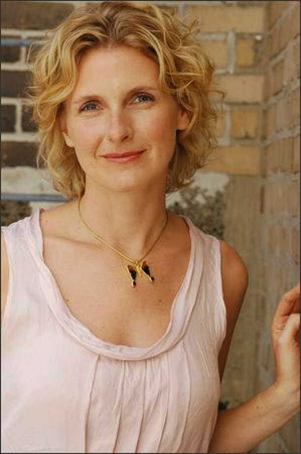 "Liz Gilbert, author of ""Eat, Pray, Love."""