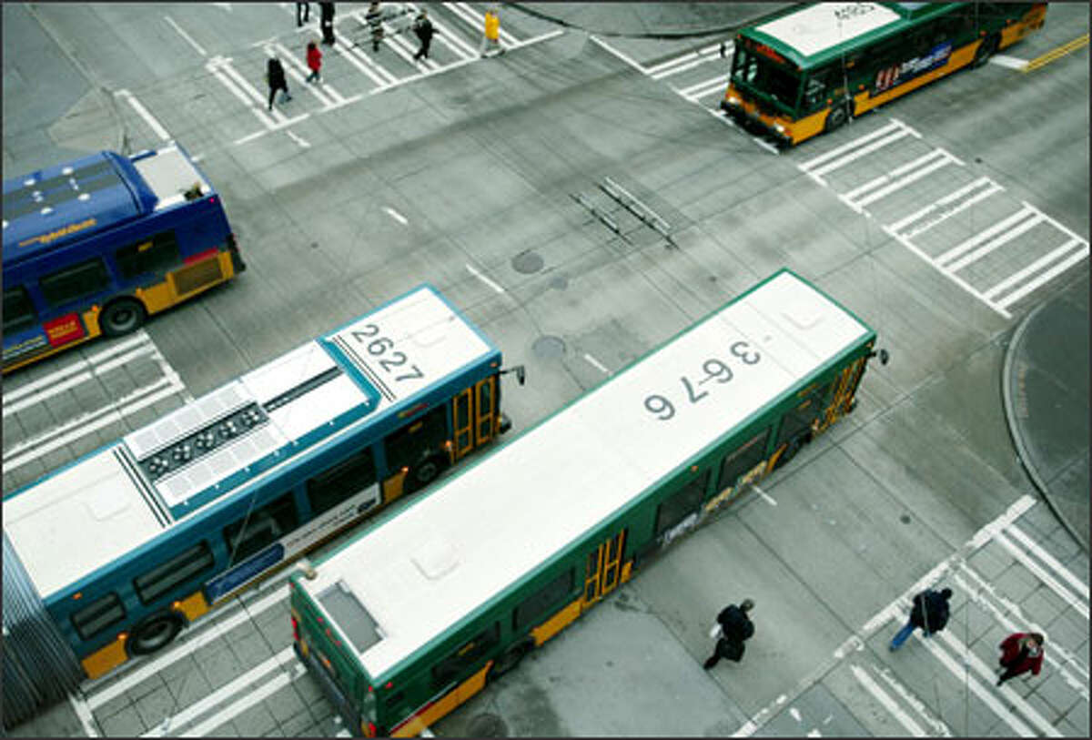 As the city prepares for 22,000 new housing units in the next 19 years, King County Metro is struggling to keep up. Ridership increased 7 percent between September 2004 and September 2005, but Metro is projecting only a half a percent per year in growth of its bus service.