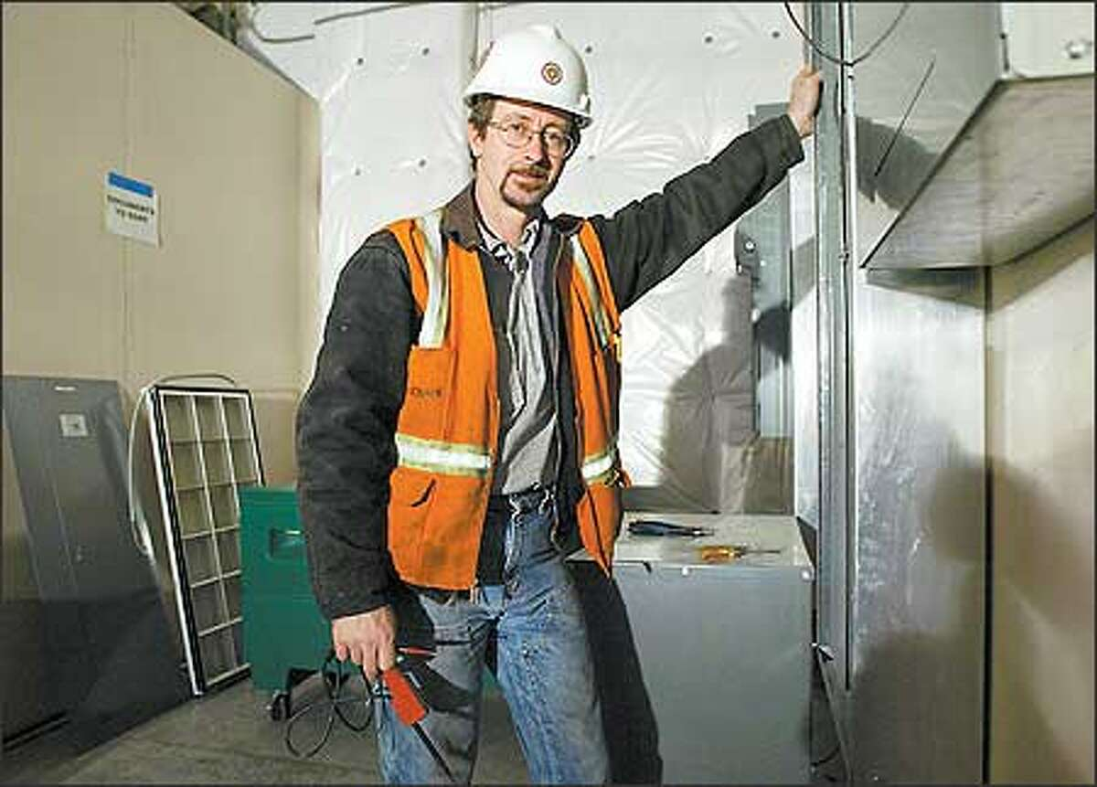 Rob Anderson, an electrician, said tradespeople are