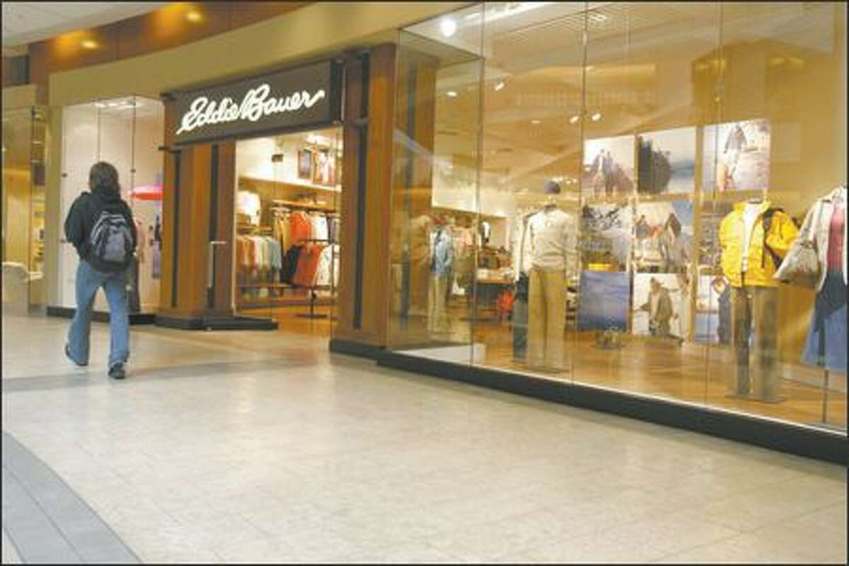 Eddie Bauer announced in January 2017 that it had closed its downtown Seattle store in Pacific Place. The store replaced the retailer's flagship location about 12 years ago.