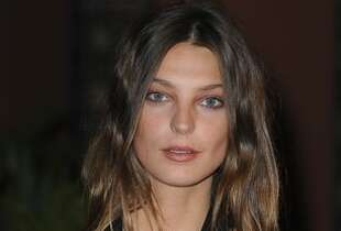 Canadian model Daria Werbowy attends an event in Marrakech, Morocco, in this November 2009 file photo.
