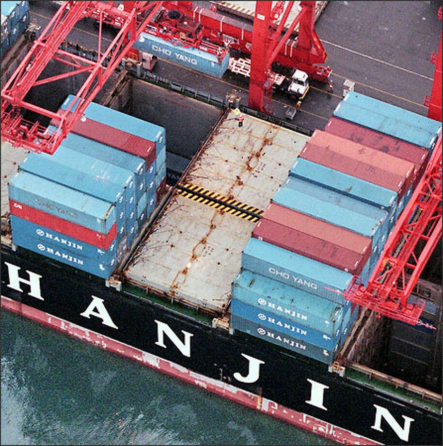 Northwest ports scrambling after Hanjin files for bankruptcy